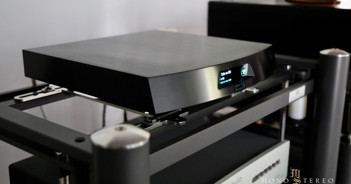 Mono and Stereo High-End Audio Magazine: LUMIN X1 REVIEW