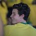 Shawn Mendes assistiu Brasil x México em restaurante