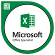 Microsoft Office Specialist: Excel, 2020-Present