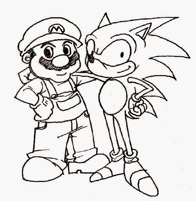 underground coloring pages - sonic coloring sheets free coloring sheet