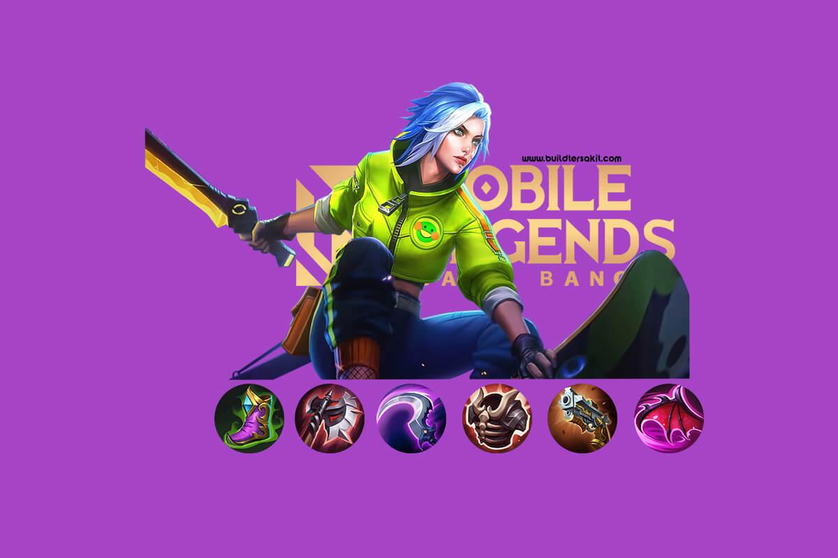Build Item Benedetta Tersakit Mobile Legends