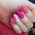 Manicure hybrydowy Semilac - '034', '170' & '001'