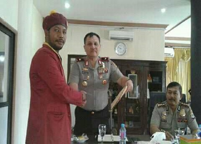 Kawal Laporan Penistaan, PMKRI Cabang Kupang Surati Kapolri