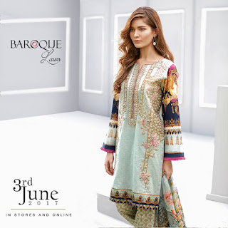 Baroque-eid-lawn-collection-2017-embroidered-designs-4