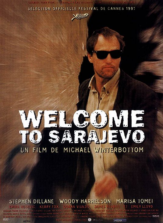 Welcome To Sarajevo (1997) ταινιες online seires xrysoi greek subs