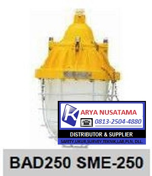 Jual BAD250 SME-250 Lampu Pabrik Anti Ledak