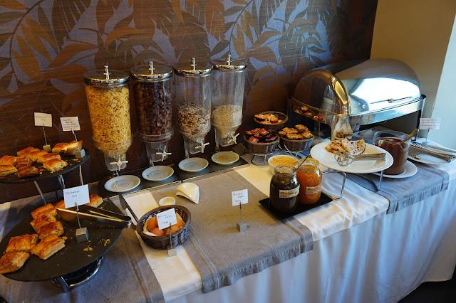 Hôtel Senia - Petit-déjeuner