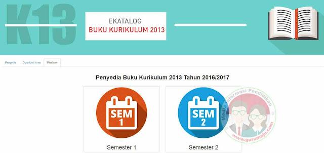 Pilih Semester
