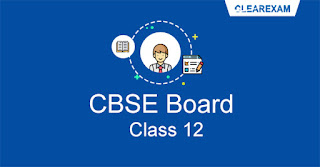 CBSE 12 Board Formula Sheet