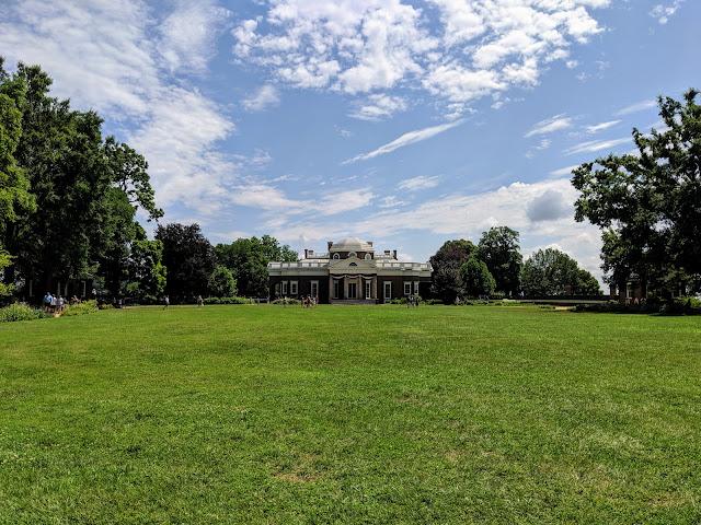 Монтічелло - маєток Томаса Джефферсона, третього президента США  (Thomas Jefferson's Monticello)