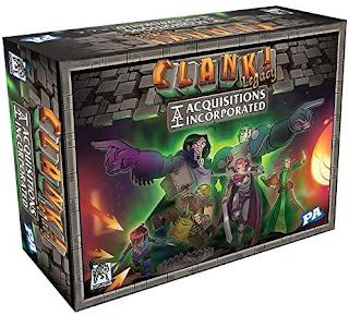 Renegade Game Studios Clank! Legacy Adquisitions juego de mesa