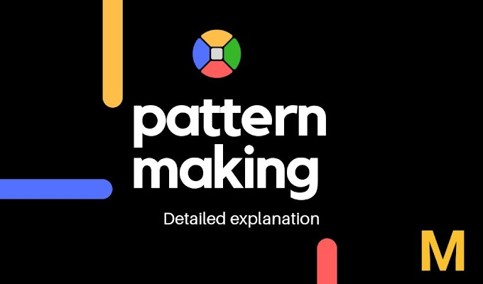 What is pattern? its types, advantages and colour scheme