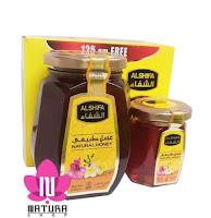 Al shifa paket madu Murni Impor Arab Asli Alshifa 500 gr Free 125 gr
