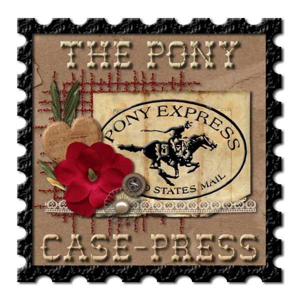 Pony Express Case-Press