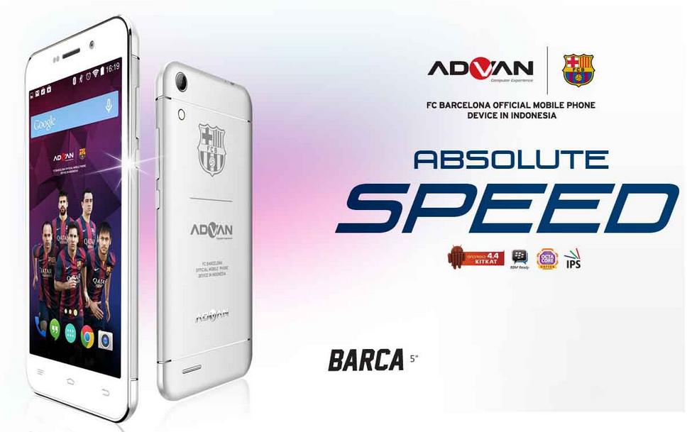 Advan, Harga Advan Barca 5, Spesifikasi Advan Barca 5, Spesifikasi dan Harga Advan Barca 5, kelebihan dan kekurangan Advan Barca 5