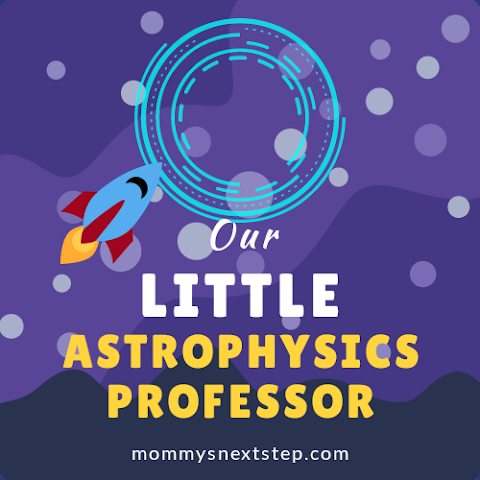 Our Little Astrophysics Professor