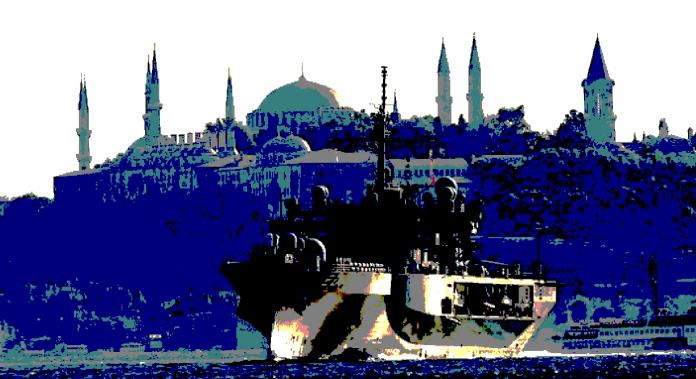 Αυτοπαγιδευμένη η Τουρκία στη Συνθήκη Μοντρέ