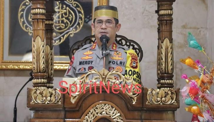 Polda Sulsel, Maulid Nabi Besar Muhammad SAW, 1442 Hijriah Tahun 2020 Masehi