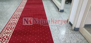 Karpet Musholla Bondowoso