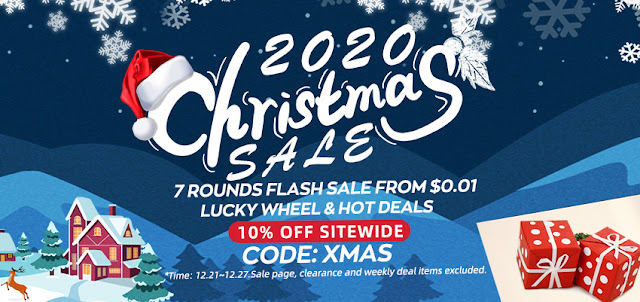 2020 Christmas Sale is here!