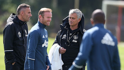 , ROONEY: WE'RE ADAPTING TO MOURINHO'S METHODS, Latest Nigeria News, Daily Devotionals & Celebrity Gossips - Chidispalace