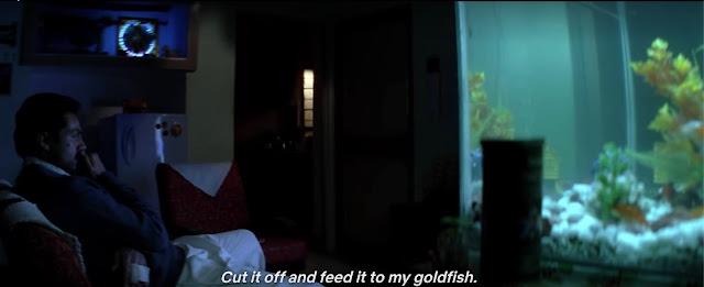 Something Fishy In Films