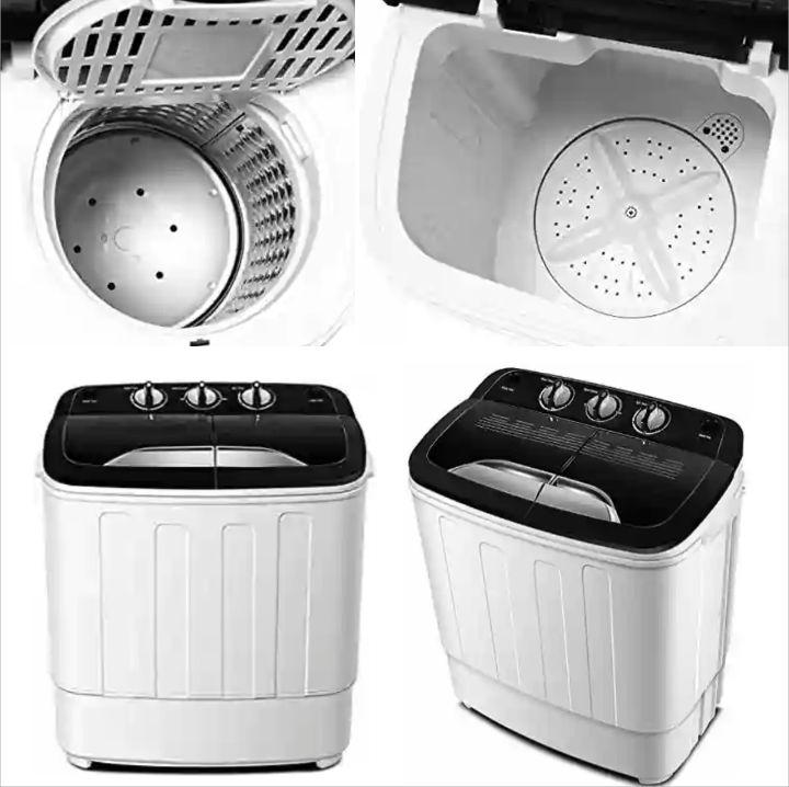 ThinkGizmos Twin Tub Washer Spinner - TG23 Top Loader Washing Machine
