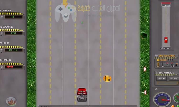 تحميل لعبة Road Attack للكمبيوتر برابط مباشر مجانا