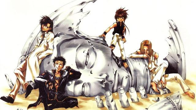 Saiyuki Gaiden - OVA
