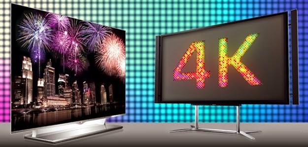 لنظام 4K Ultra HD الجديد الاكثر وضوحا من HD FULL