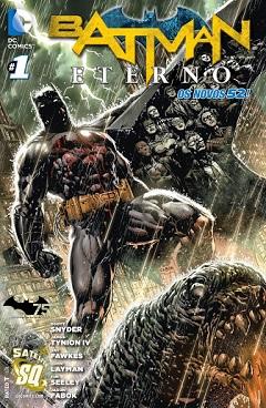 Batman Eterno 52 EDIÇÕES COMPLETAS Torrent (2014) Legendado HQ / Quadrinhos Download