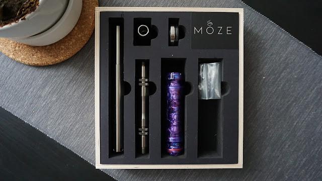 Moze Breeze package