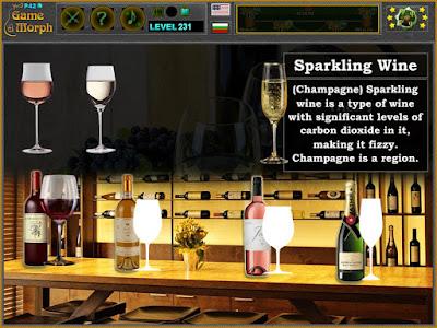 Wine Types Puzzle