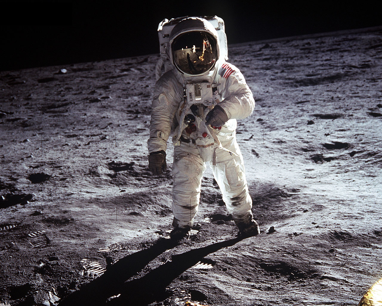 Wallpapers Apollo 11 First Land On The Moon On July 20 1969