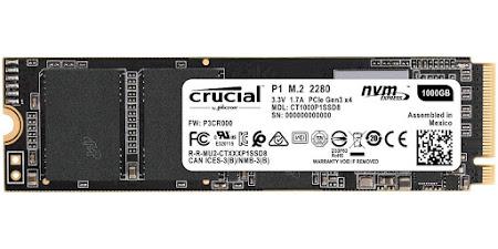 Crucial P1 1 TB