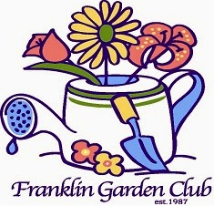 Franklin Garden Club - Flower Bouquet Sale - Sep 21