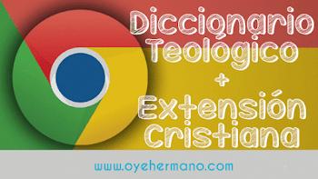 Diccionario Teológico a un clic | Extensión Cristiana
