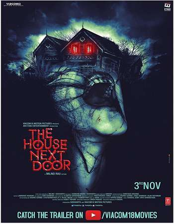 The House Next Door 2017 Hindi Dubbed 700MB Pre-DVDRip x264