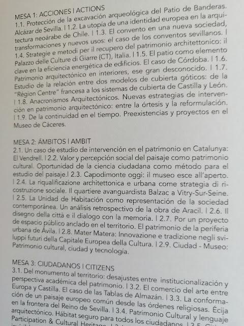 actas del congreso arpa 2018 mesa 2 ámbitos Aracil