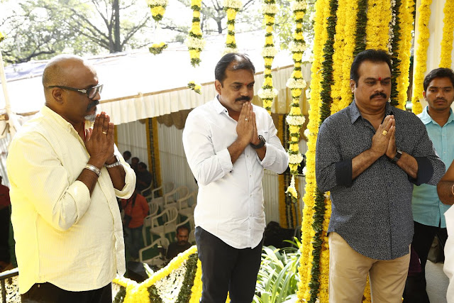 Mahesh Babu Koratala Siva new Movie Launch Photos