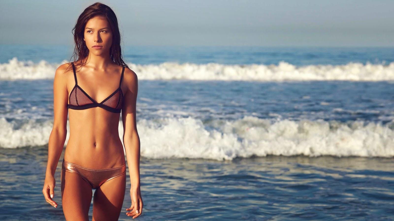 Comfortably chic – the innovative bikini by Triangl