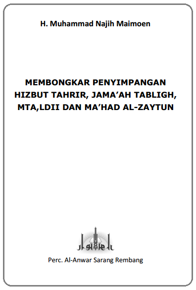 Download PDF Penyimpangan Hizbut Tahrir