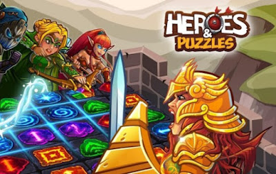 Heroes and Puzzles Apk free on Android