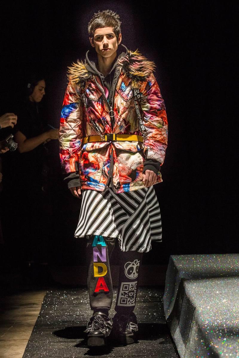 Nicopanda FallWinter 201617 New York Fashion Week