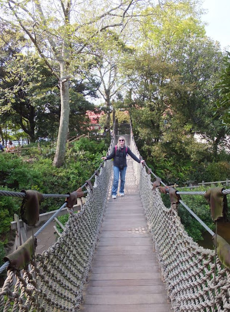Tokyo Disneyland Tom Sawyers Island