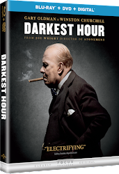 DARKEST HOUR on Digital 2/6 & Blu-Ray 2/27