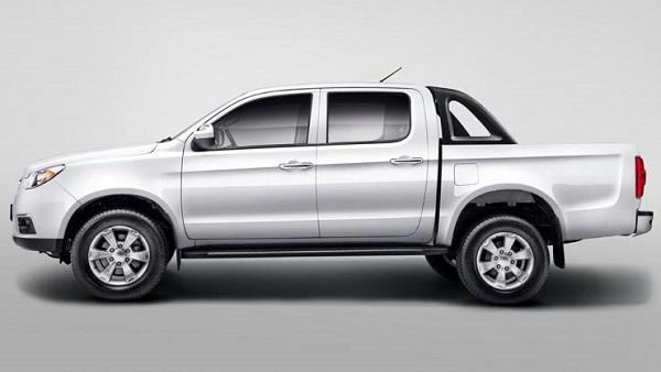 Jac T6 pick-up Argentina