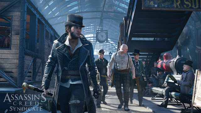 download Assassins Creed Syndicate Free For PC/Win