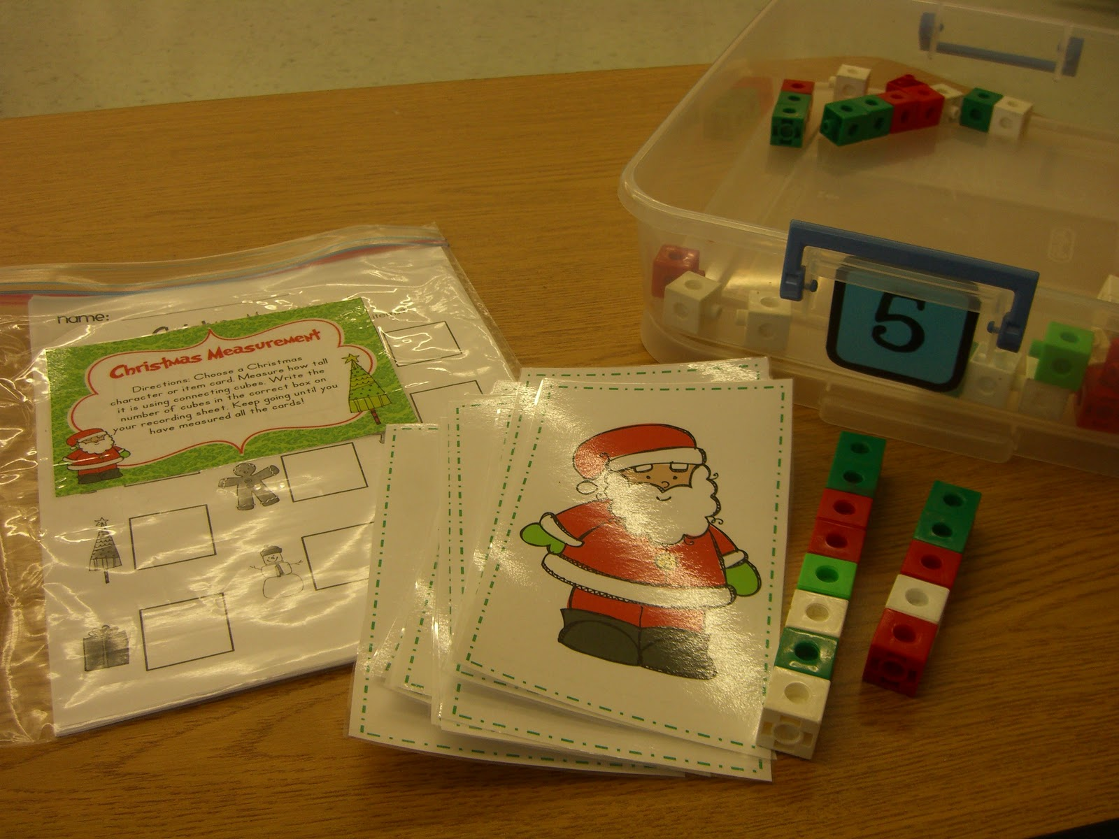 First Grade Garden Math Stations 3