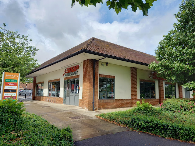 Former Blockbuster Video store at Winterstoke Road in Bristol